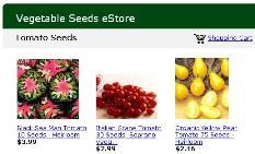Organic Gardening Information eStore